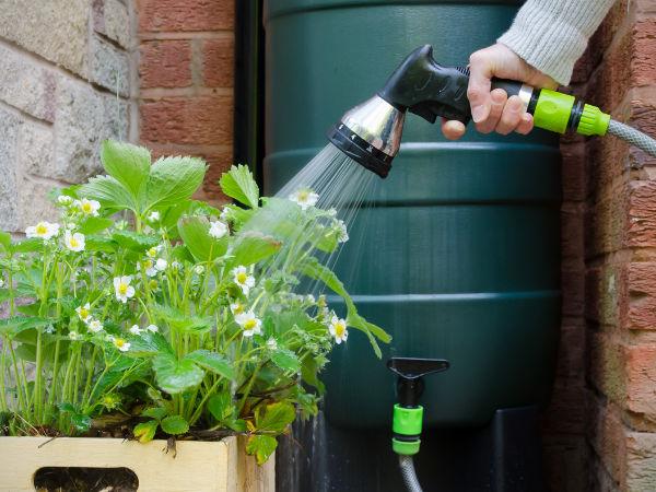 Regenwassernutzung - Wassertank Bartos