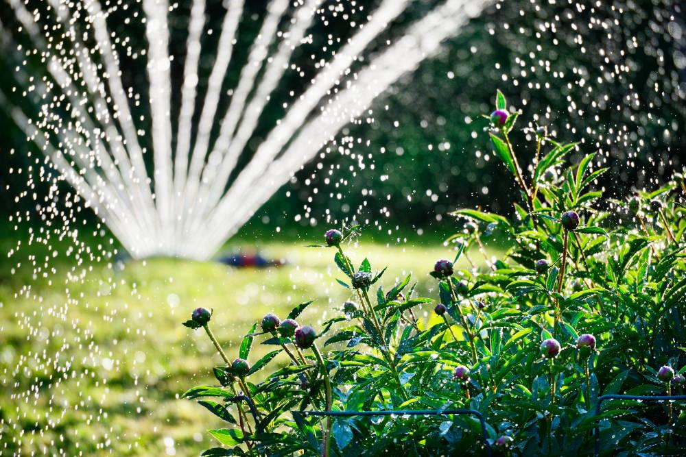 Gartenbewässerung - Bartos Hagen