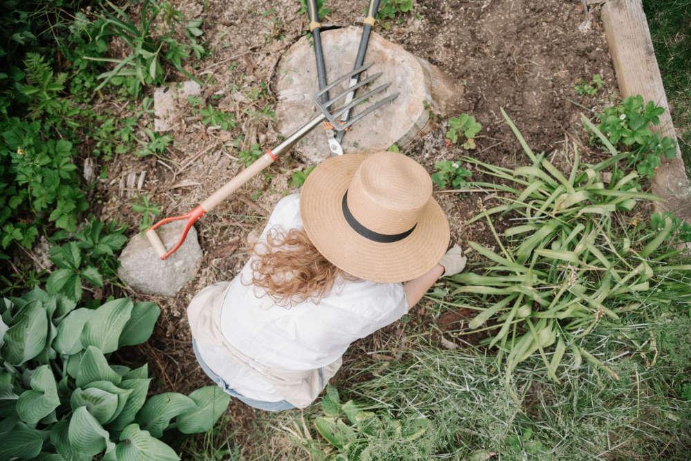 Gartenarbeit April - Bartos Hagen
